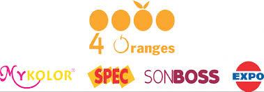 Công ty sơn 4 Oranges